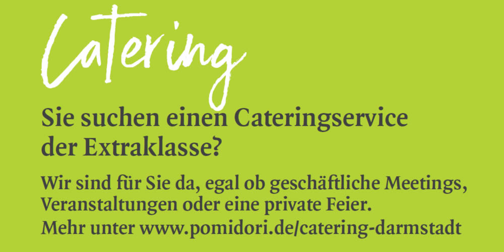 catering service darmstadt